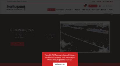 hatupen.com.tr - pimapen ankara fabrikası  hatüpen pencere sistemleri a.ş.