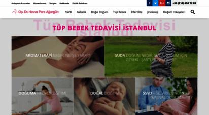 havvaagargun.com - tüp bebek tedavisi istanbul  op. dr. havva pars ağargün