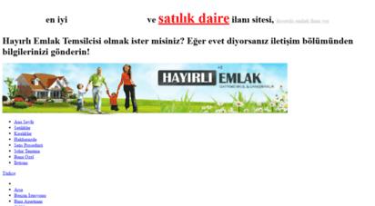 hayirliemlak.com