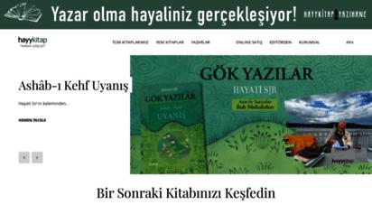hayykitap.com - hayy kitap