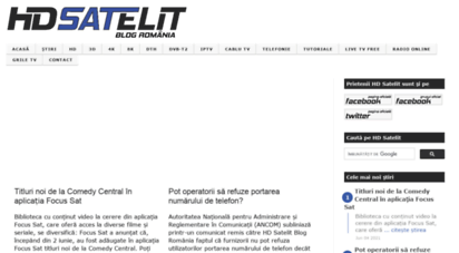 hdsatelit.blogspot.com - hd satelit blog românia
