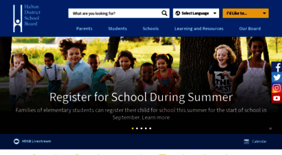 hdsb.ca - halton district school board