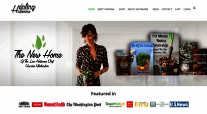 healinghistamine.com - healing histamine  histamine intolerance research & recipes