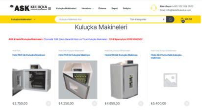hedefkulucka.com - ask kuluçka: kuluçka makinesi - kuluçka makinesi fiyatları
