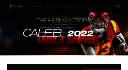 heisman.com - heisman trophy
