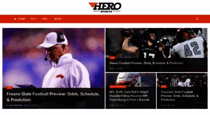 herosports.com - hero sports news - sports news, scores, and stats