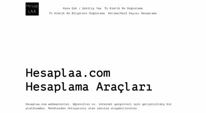 hesaplaa.com