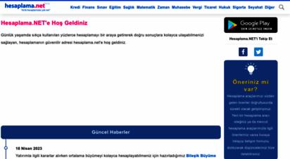 hesaplama.net