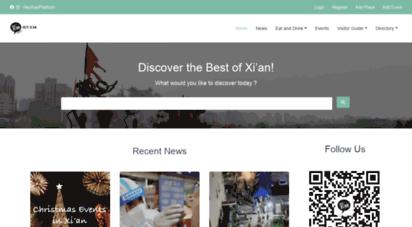 hey-xian.com - discover the best of xi´an! - hey-xian.com
