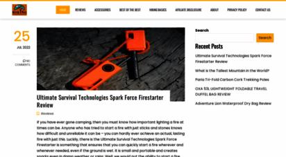 hikingambition.com