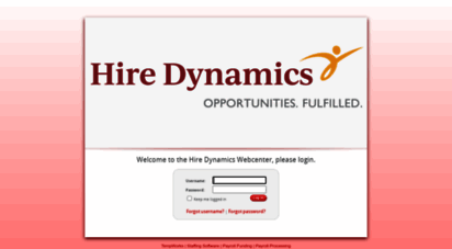hire dynamics webcenter Welcome to Hiredynamicswc.tempworks.com - Welcome to the Hire ...