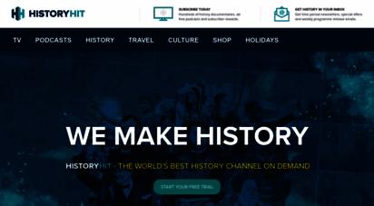 historyhit.com - history hit - history guide from dan snow