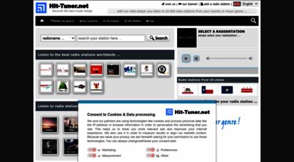 hit-tuner.net - online radio, webradio, internetradio  listen to free music