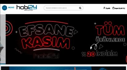 hobi24.com - www.hobi24.com hobiniz için en iyisi