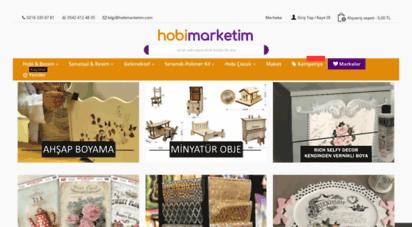 hobimarketim.com - hobi marketim - hobi marketim