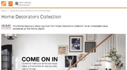 Welcome To Homedecoratorsoutlet Com Home Decorators Collection