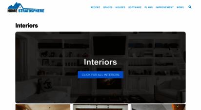 homestratosphere.com - home stratosphere - home décor & interior design blog