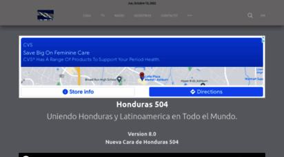 honduras504.com - honduras 504