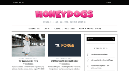 honeydogs.com