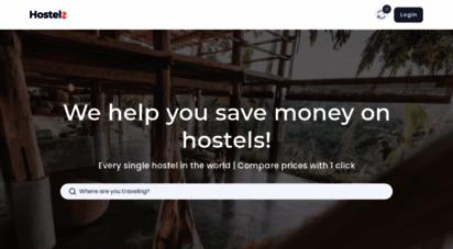 hostelz.com - hostelz.com - the hostel information database - 44,822 hostels listed