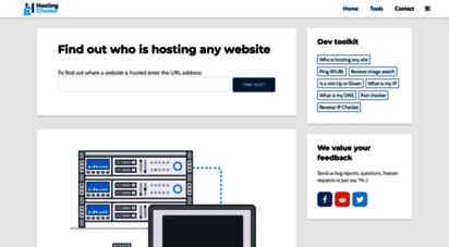 hostingchecker.com