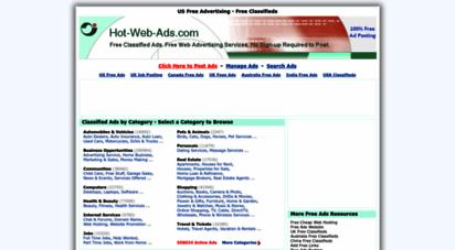 hot-web-ads.com - us free advertising