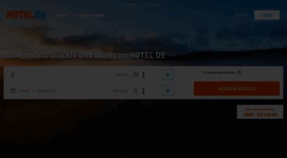 hotel.info - hotel de  search over 300,000 hotels worldwide