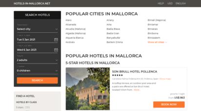 hotels-in-mallorca.net - mallorca hotels & apartments, all accommodations in mallorca