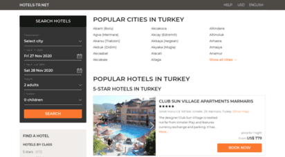 hotels-tr.net - turkey hotels & apartments, all accommodations in turkey