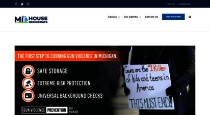 housedems.com - michigan house democratic caucus