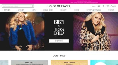 houseoffraser.co.uk -