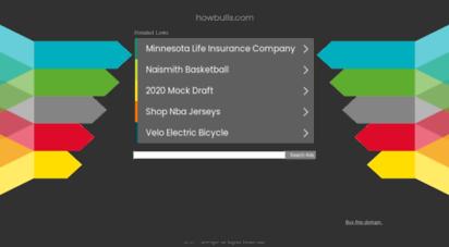 howbulls.com -