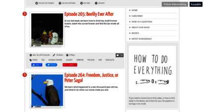 howtodoeverything.org