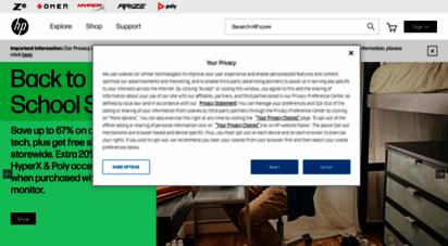 hp.com - laptop-computer, desktops, drucker, tinte und toner  hp® deutschland