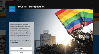 hrw.org - human rights watch  defending human rights worldwide  human rights watch