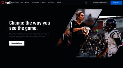 hudl.com - hudl: we help teams and athletes win
