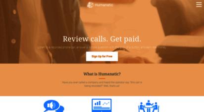 humanatic.com -