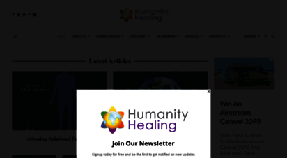 humanityhealing.net