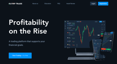 i-olymptrade.com - olymp trade: the online trading and investment platform