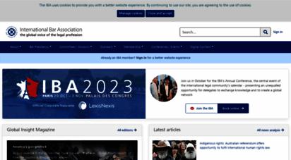similar web sites like ibanet.org