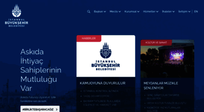 ibb.istanbul - istanbul büyükşehir belediyesi