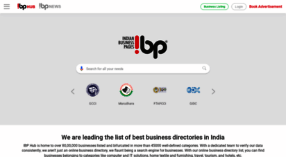 ibphub.com - indian business pages ibp: online business directory, local business data provider