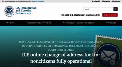 ice.gov -
