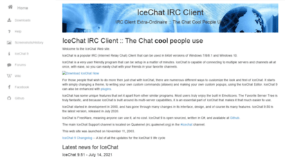 icechat.net -