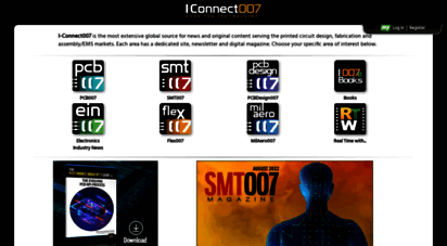 iconnect007.com - iconnect007 iconnect007 home