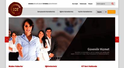 similar web sites like ictsert.com.tr