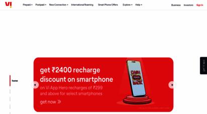 ideacellular.com - idea - postpaid  prepaid  4g & 3g internet  volte  apps