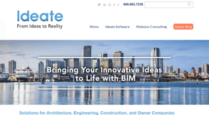 ideateinc.com - ideate - from ideas to reality