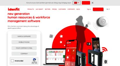 idenfit.com - idenfit - new generation human resources & workforce management software