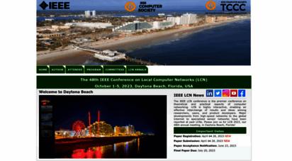 ieeelcn.org -